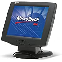 M1500SS,15- TOUCH,BLACK,SERIAL DESKTOP TOUCHMONITOR - Model#: 11-81375-227