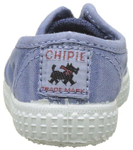 Chipie Josepe Enz - Botas Unisex Niños Bleu (Ciel Délavé enzyme)