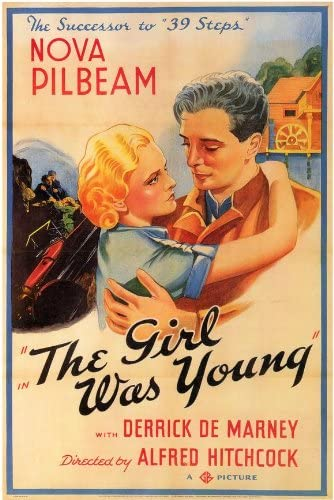 Amazon.com: Young and Innocent POSTER Movie (27 x 40 Inches - 69cm ...