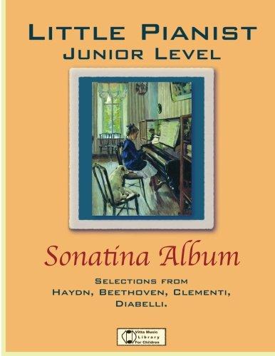 (Sonatina Album. Junior Level. (Little Pianist Junior Level) (Volume 2))