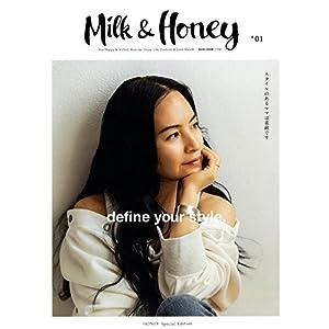 Milk&Honey 表紙画像