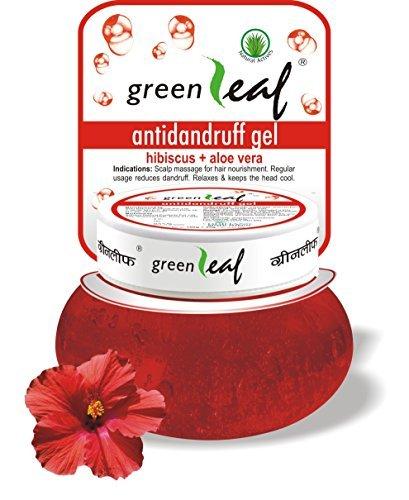 Green Leaf Anti Dandruff Gel 120gm Amazonin Beauty