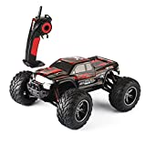 RC Truck, Yokkao Monster Offroad Vortex S911 1: 12 Scale 2.4G High Speed 40 Km/h Full Proportion Waterproof Shock-resistant Red