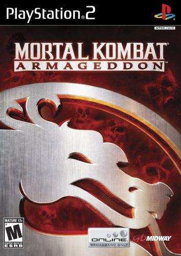 Mortal Kombat Armageddon - PlayStation 2]()