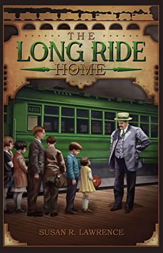 The Long Ride Home by [Lawrence, Susan R. ]