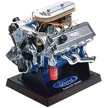 Ford 427 Sohc Engine Plastic Model Kit