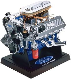 amazon com trends uk haynes build your own v8 engine toys games rh amazon com 1 2 Scale Plastic Engines Plastic Model Engine Kits