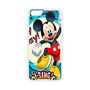 iPhone 6 4.7 Inch Custom Cell Phone Case Mickey Mouse Case Cover TWFF34703
