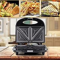 Haegher Sandwich Maker, Sandwich Toaster, Electric home 2 slice hot breakfast sandwich maker, Non stick Toaster maker