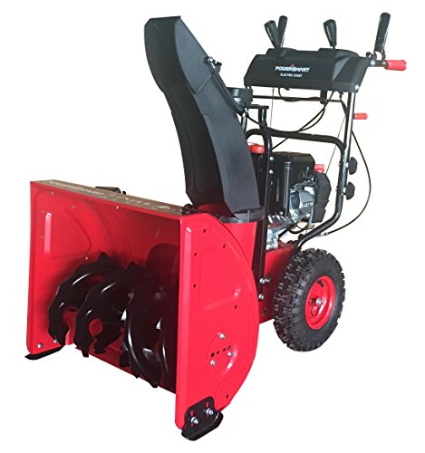 Buy electric snow blower for wet snow
