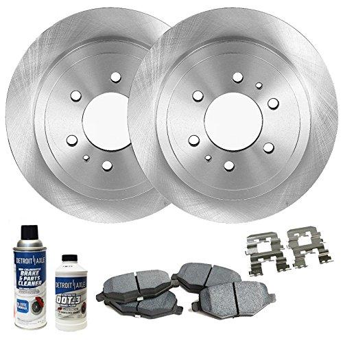 Brakes Rotors Disc Drums (Detroit Axle - 12