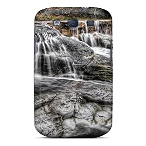 New Arrival Case Specially Design For Galaxy S3 (waterfall Hdr)