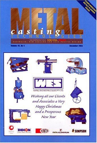 Metal Casting Technologies Incorporating Metal Asia