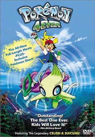Amazon Com Pokemon 4ever Movie Veronica Taylor Rachael Lillis
