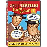 ABBOTT & COSTELLO VOL.2 FUNNIEST ROUTINE