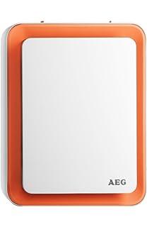 AEG HS207 234829 - Calefactor, 1800 W, color naranja