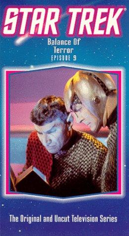 Star Trek - The Original Series, Episode 9: Balance Of Terror [VHS]
