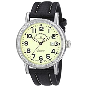 Zeno-Watch Mens Watch - Nostalgia Lumi Automatic - 98079-s9