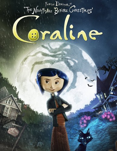 Coraline (Best Horror Action Anime)