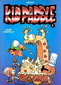 "Afficher ""Kid Paddle. n° 5<br /> Alien Chantilly"""