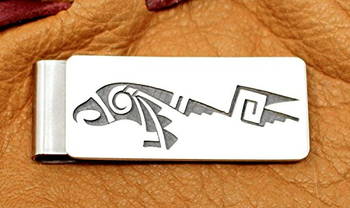 Sterling Silver Eagle Money Hopi Clip Hopi Eagle Silver Clip Money Hopi Sterling 87v0Fq4z