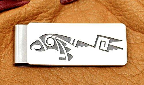 Sterling Hopi Eagle Sterling Hopi Money Clip Silver ddwrOv