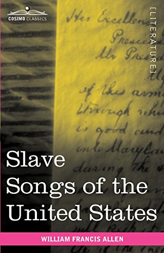 Search : Slave Songs of the United States