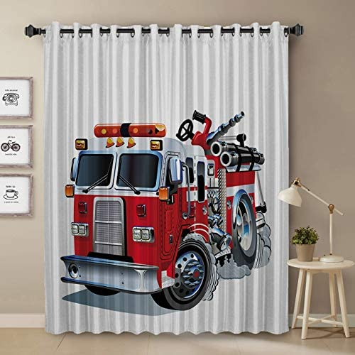 Thermal Insulated Blackout Curtain