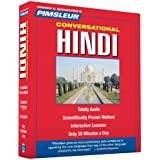 Hindi, Conversational: Learn to Speak and Understand Hindi with Pimsleur Language Programs