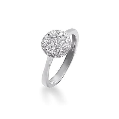 Buy Joyalukkas Pride Diamond Collection 18k White Gold and Diamond