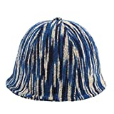 Surkat Kids Cute Bucket Hat Foldable Fisherman Cap Sunhat for Travel Camping Photo Shoot Gift(Navy)