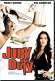 The wheels of justice have just spun out of control! Pauly Shore stars in this riotous comedy of disorder in the court as a jobless freeloader who gets appointed to a sensational murder trial and will stop at nothing to keep the deliberations...