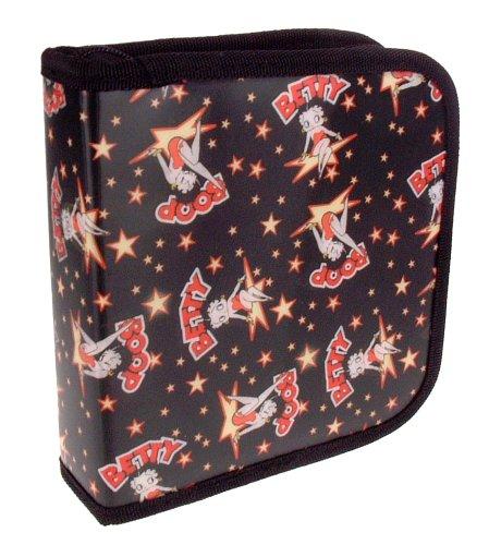 Lantor Betty Boop Lenticular CD Case / Wallet (Holds 24),...