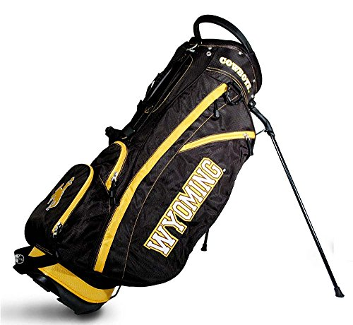 NCAA Wyoming Fairway Golf Stand Bag by Team Golf