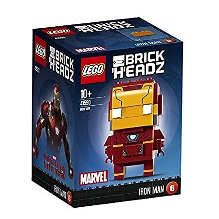 BH IP Iron Man LEGO