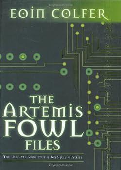 The Artemis Fowl Files 1423100441 Book Cover