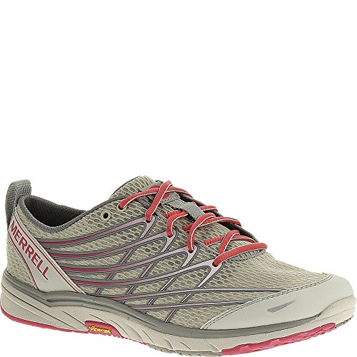 Merrell Women's Bare Access Arc 3 Trail Running Shoe,Ice/Paradise Pink,8.5 M US Review