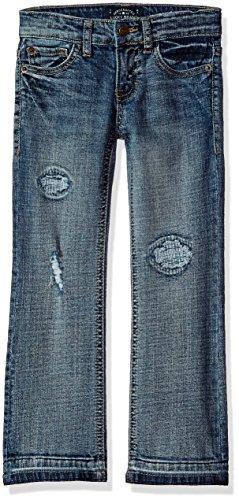 Lucky Brand Little Girls' Fashion Denim Jean, Harper Ada Wash, 5 - Lucky Brand Flare Jeans