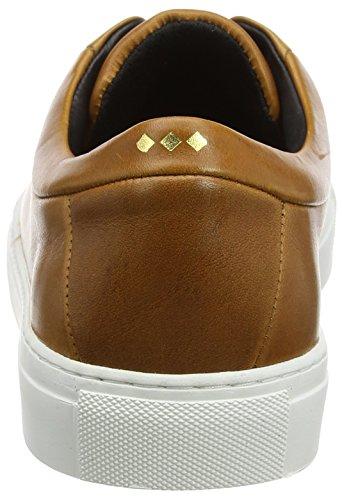 Royal RepubliQ Spartacus Oxford Shoe, Sneaker Uomo Bronzo