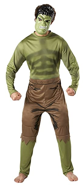 Rubbies - Disfraz de Hulk para hombre, talla L (880942STD): Amazon ...