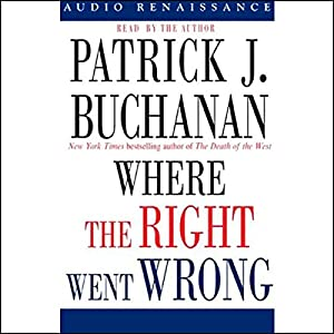 Where the Right Went Wrong Audiobook