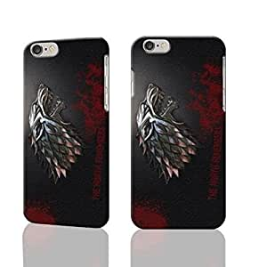 "Popular TV Series Game of Thrones Unique Design 3D Rough iphone Plus 6 -5.5 inches Case Skin, fashion design image custom iPhone 6 Plus - 5.5 inches , durable iphone 6 hard 3D case cover for iphone 6 (5.5""), Case New Design By Codystore"