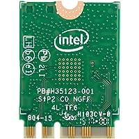 Intel 7265 IEEE 802.11ac Bluetooth 4.0 - Wi-Fi/Bluetooth Combo Adapter M.2 2230, 1216