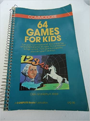 Commodore 64 Games for Kids: 002