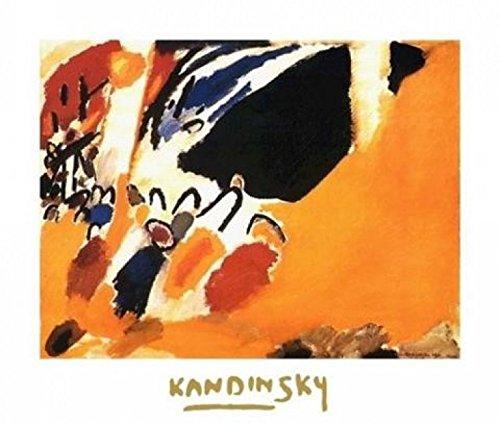 Posters: Wassily Kandinsky Poster Art Print - Impression III konzert