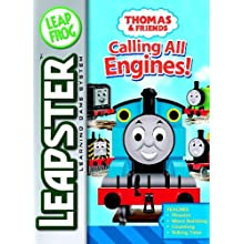 LeapFrog Leapster Learning Game Thomas & Friends Calling All Engines!