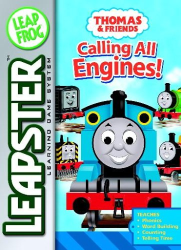 (LeapFrog  Leapster Learning Game Thomas &  Friends Calling All Engines!)