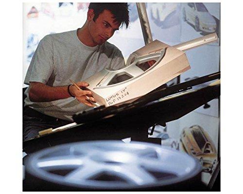 Lotus Esprit V8 Turbo Wheel Rim Photo