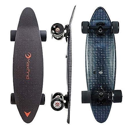 Maxfind MAX C Penny Electric Skateboard (Black)