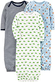 Simple Joys by Carter's Baby Boys' 3-Pack Cotton Slee